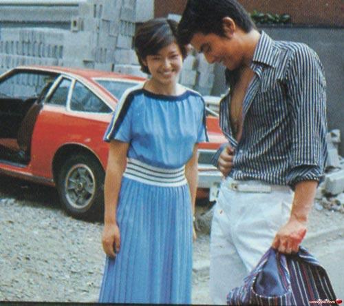 山口百惠20年前温馨照片图片