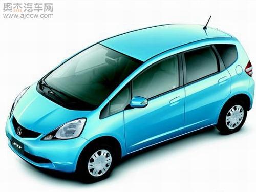 新款本田飞度即将日本上市 08年投放中国高清图片